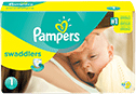 Couches Pampers Swaddlers
