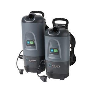 Tennant V-BP-6, V-BP-10 Aspirateur dorsaux