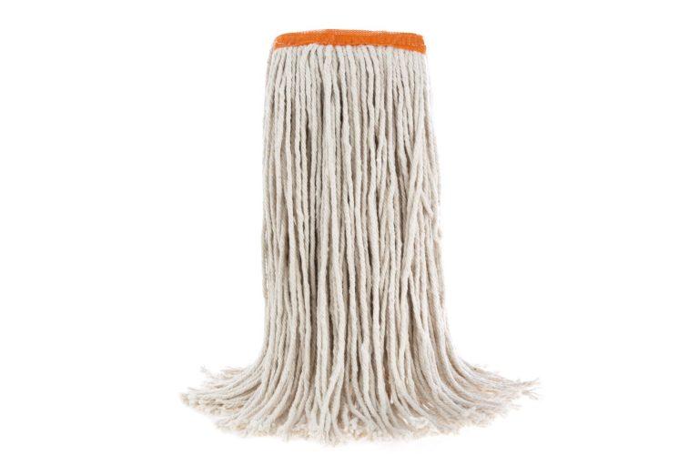 Vadrouille humide de coton à bande étroite pour laver Atlas Graham