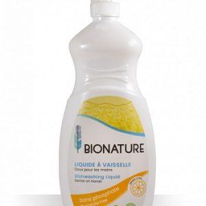 Bionature détergent à vaisselle photo1
